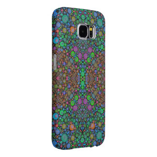 Neon Abstract Samsung Galaxy S6 Cases