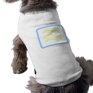 Neon advertisement neon sign microwave microwave dog t shirt
