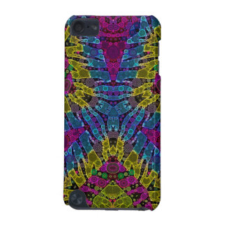 Neon Animal Print iPod Touch 5G Cases