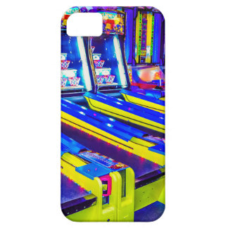 Neon Arcade iPhone 5 Case