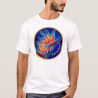 Neon Bird-of-Paradise T-Shirt
