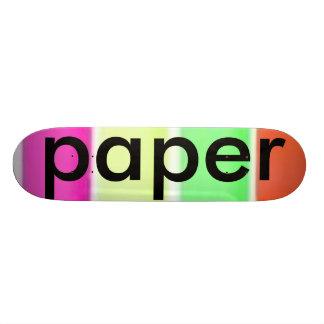 neon_blank_decks, paper skate decks