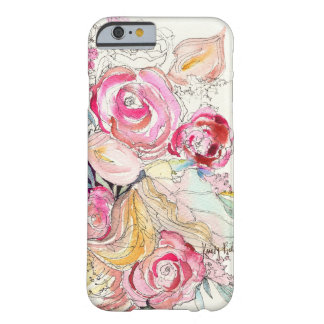 Neon Blooms iPhone 6 case Barely There iPhone 6 Case