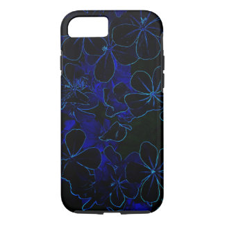 Neon Blue iPhone 8/7 Case