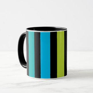 Neon Bright trendy fashion colorful design 4 Mug