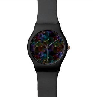 Neon Bubbles Watch