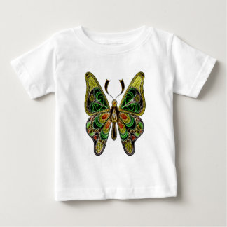 Neon Butterfly Baby T-Shirt