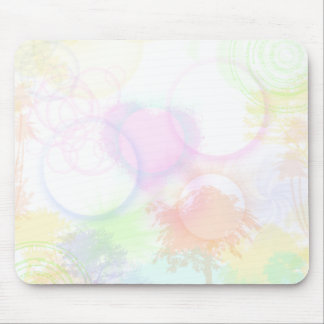 neon candy mouse pad