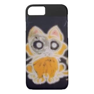 Neon Cat iPhone 8/7 Case