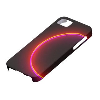 Neon Circle iPhone 5 Covers