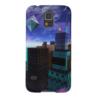 Neon City Case For Galaxy S5