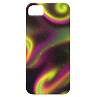Neon Colour Woosh Barely There iPhone 5 Case