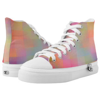 Neon Colours High Tops