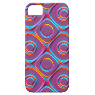 Neon Cubism iPhone 5 Cover