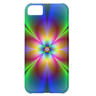 Neon Daisy Picture for I Phone iPhone 5C Case