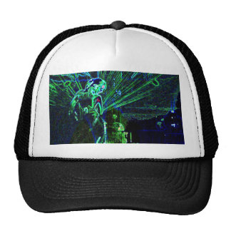 Neon Dancer cap