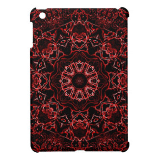 Neon Departure of the Witches ipad mini case