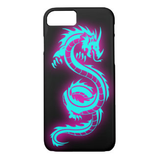 Neon Dragon iPhone 8/7 Case