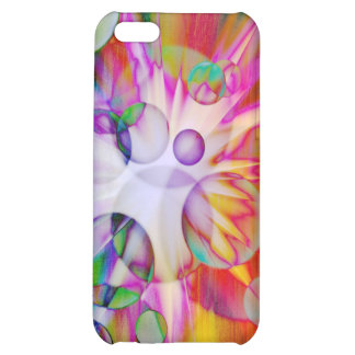 Neon Explosion Cover For iPhone 5C