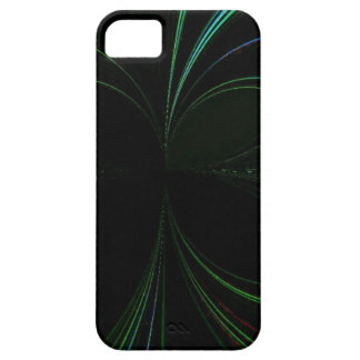 Neon Fiber iPhone 5 Cover