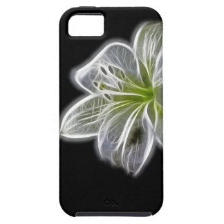 Neon flower iPhone 5/5S cover
