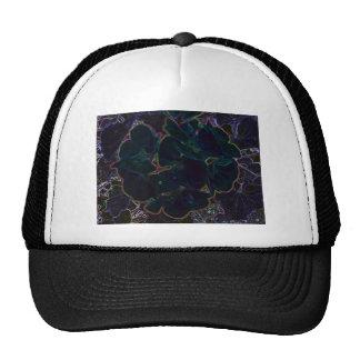 Neon Flowers Hats