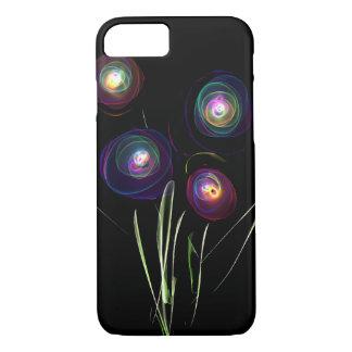Neon Flowers IPhone 7 Case