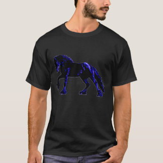 Neon Friesian shirt