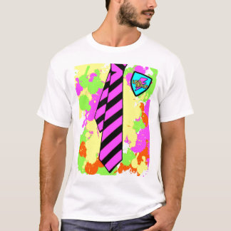 neon glam school uniform T-Shirt