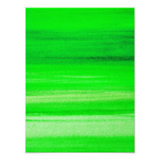 Neon Green Backdrop Watercolor Abstract Background Art Photo