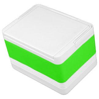 Neon Green Cooler