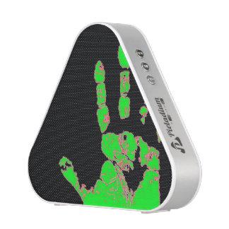 Neon Handprint
