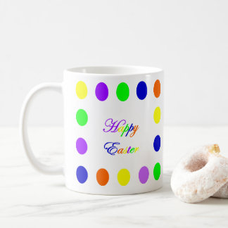 Neon Happy Easter Mug