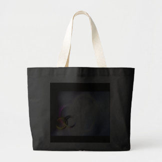 Neon Heart and Rings Bag