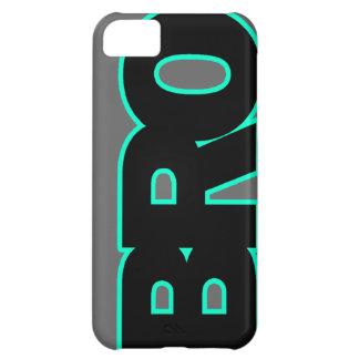 Neon Indigo BRO Case For iPhone 5C