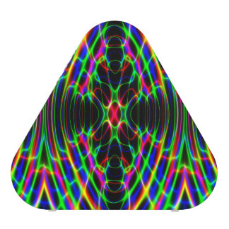 Neon Laser Light Psychedelic Abstract
