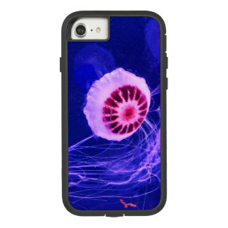 Neon Luminous Jellyfish Case-Mate Tough Extreme iPhone 8/7 Case