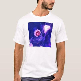 Neon Luminous Jellyfish T-Shirt