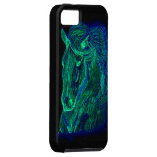 Neon Mane iPhone 5 Cover