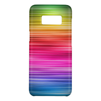 Neon Motion Pattern Case-Mate Samsung Galaxy S8 Case