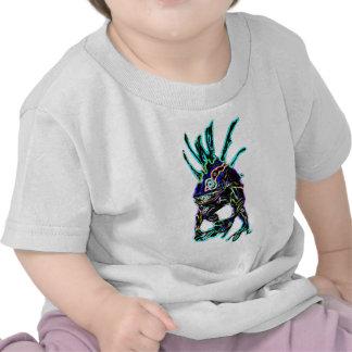 Neon Murloc Gamer Geek Video Game T Shirts