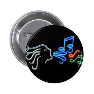 Neon Notes Buttons