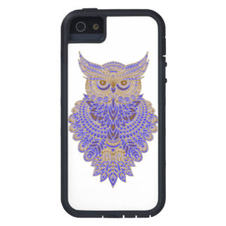 Neon Owl Cover For iPhone 5