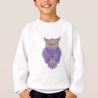 Neon Owl Sweatshirt