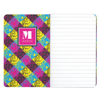Neon Pattern | Add Your Name Journal