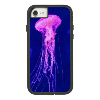 Neon Pink Jellyfish Case-Mate Tough Extreme iPhone 8/7 Case