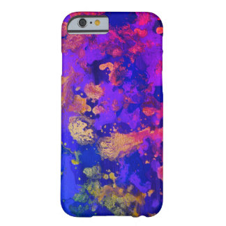 Neon Purple Haze Barely There iPhone 6 Case