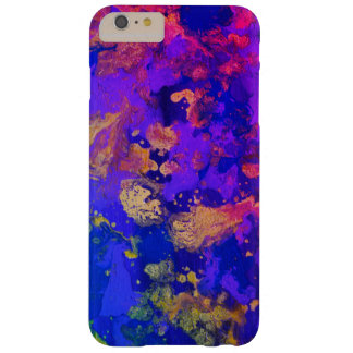 Neon Purple Haze Barely There iPhone 6 Plus Case