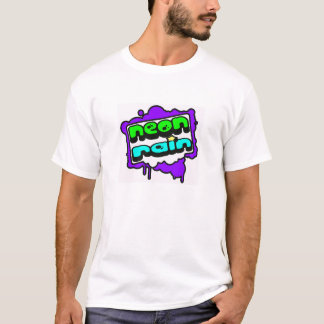 Neon Rain logo T-Shirt