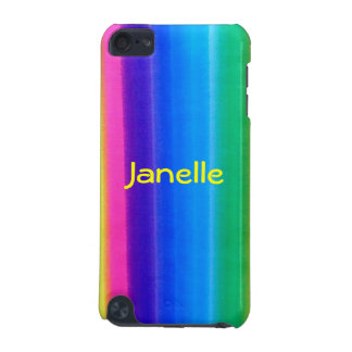 Neon Rainbow I-pod Touch Case for Anyone